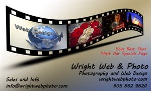Wright Web & Photo - Toronto - Bowmanville