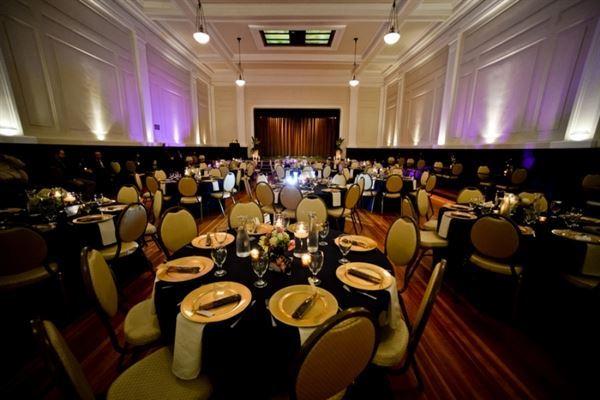 Centralia Square Grand Ballroom And Hotel