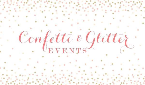 Confetti & Glitter Events
