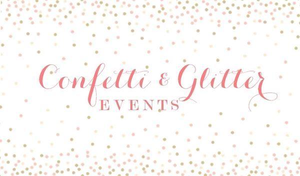 Confetti & Glitter Events