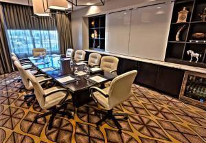 Chancellor's Boardroom