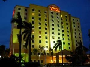 Hampton Inn & Suites Miami-Airport South-Blue Lagoon