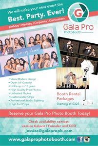Gala Pro Photobooth
