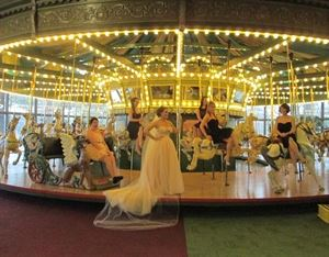 St Louis Carousel at Faust Park