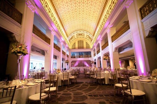 Renaissance Cincinnati Downtown Hotel Cincinnati Oh Wedding Venue