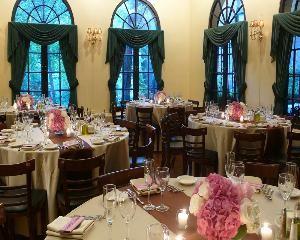 The Pasta Vino Dining Room