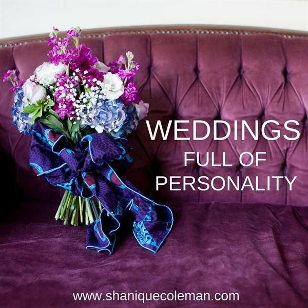 Shanique Coleman Weddings