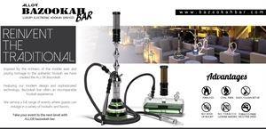 ALLOR Bazookah Bar