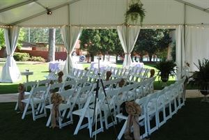 Outdoor Ceremony Space