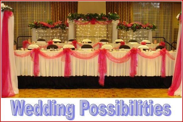 Wedding Possibilities