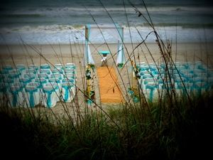 Love is a Beach Wedding