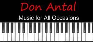 Don Antal Music - Jazz Piano/Keyboard Player