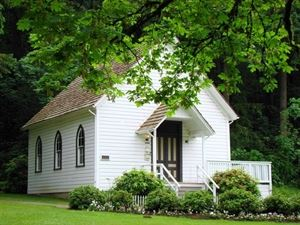Baker Cabin Historical Site - Pioneer Church