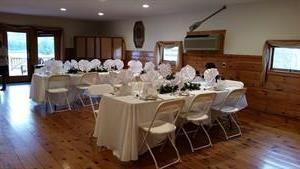 Bear Paw Reception Room