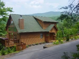 Gatlinburg Cabin