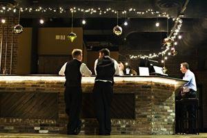 The Prefunction/Bar Area