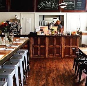 The Old School Farm Bar