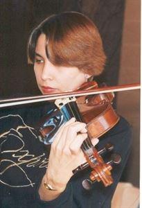 Lucina Marie Horner, Violist/Wolfgang String Quartet