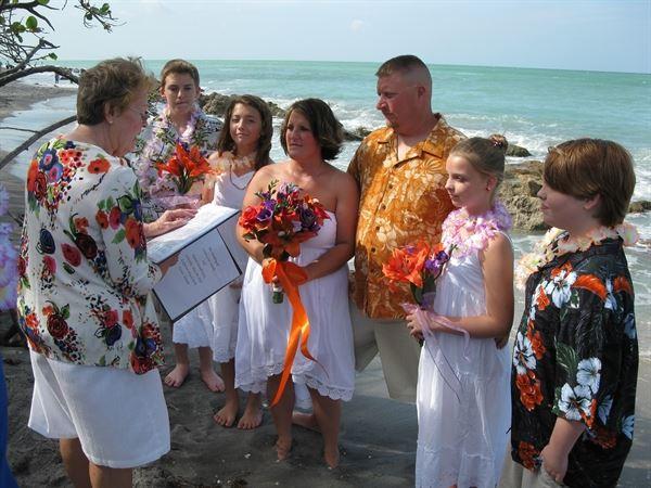 Simple Seaside Ceremonies