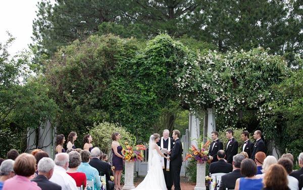 Daniel Stowe Botanical Garden Belmont Nc Wedding Venue