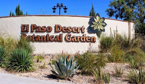 keystone heritage park and the el paso desert botanical gardens - The Garden El Paso