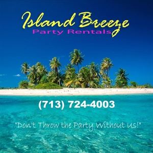 Island Breeze Frozen Drink / Margarita Machine Rentals in Houston Katy Sugar Land