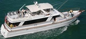 Constitution Yacht Charters