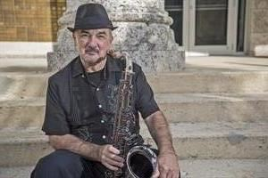 Jim Blackburn Saxophonist