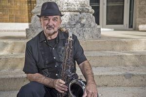 Jim Blackburn Saxophonist
