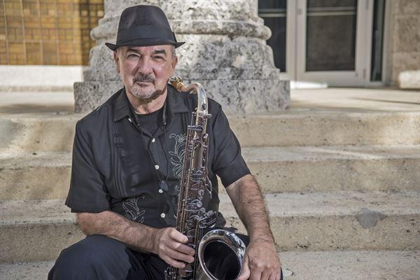 Jim Blackburn Saxophonist - Port Charlotte
