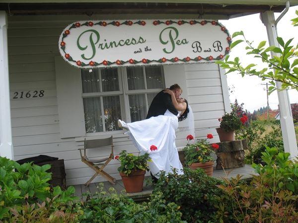 The Princess And The Pea B & B