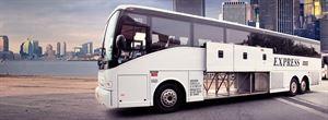 Omega Bus Charter Rental