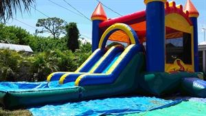 Water Slide & Bounce House Rentals