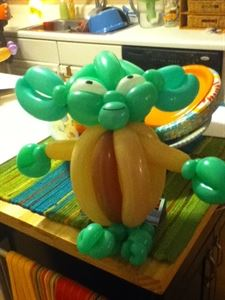 Balloon Man Mike - Party Entertainment