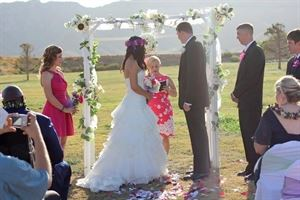 Once Upon a When Officiant Services