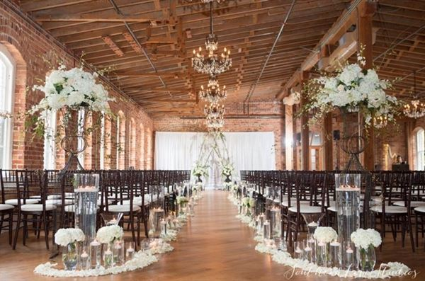 Melrose Knitting Mill Raleigh Nc Wedding Venue