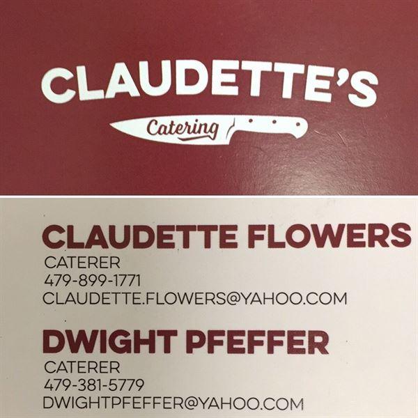 Claudette's Catering