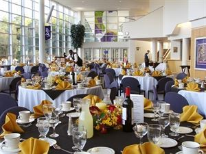 Michigan Tech University - Rozsa Center Rentals