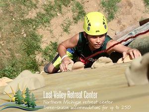 Lost Valley Retreat Center