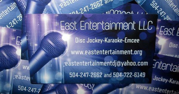 East Entertainment LLC
