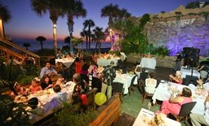 Spinnaker Beach Club and Paradise Grill