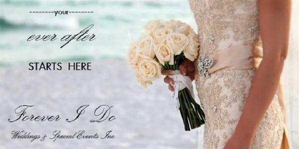Forever I Do Weddings & Special Events Inc