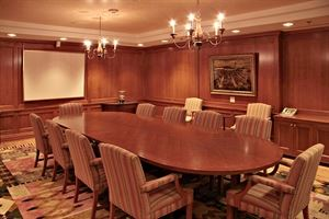 Board room and lounge