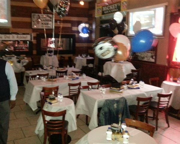 Mickey's Bar & Grill- New Jersey Party Room