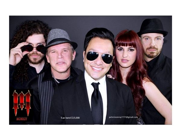 The Monroy Band