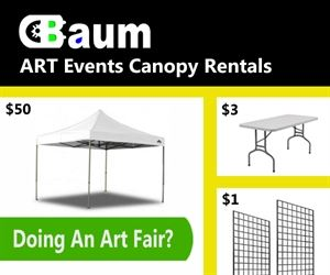 CBaum ART Events Canopy Rentals