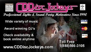C D Disc Jockeys