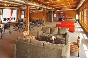 BOOST...not your typical meeting space
