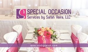 Special Occasion Services by Sarah Vaira, LLC