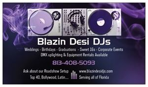 Blazin Desi DJs